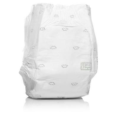 Naty by Nature Babycare Eco-Friendly Premium Disposable Diapers for Sensitive 5