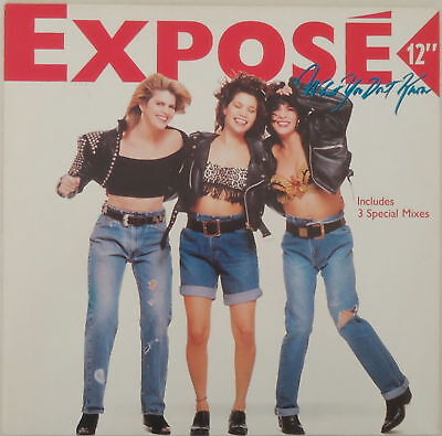 Exposé – What You Don't Know
