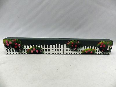 Shelia's Collectibles - 7 inch Fence - Accessories - #COL05, retired in 1995