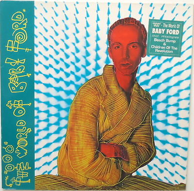Baby Ford – 'Ooo' The World Of Baby Ford   (German Release /Printed InnerSleeve)