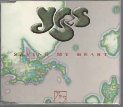 Yes: Saving My Heart, 3 Track CD