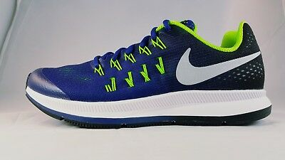 watch 636fb fd092 NIKE ZOOM PEGASUS 33 (GS) Kids Running Shoes 834316 400 Size 5.5Y