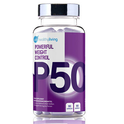 Weight Loss P50 Slimming Pills Appetite Suppressant Capsules Lose Fat Loss Diet
