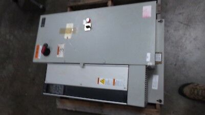 Trane TR1 Series VFD with Main Disconnect