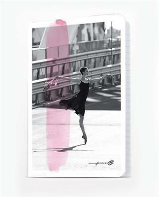 Quaderno Piccolo A5 A Righe Con Ballerina Cod.fbqpr23 Dance Distribution