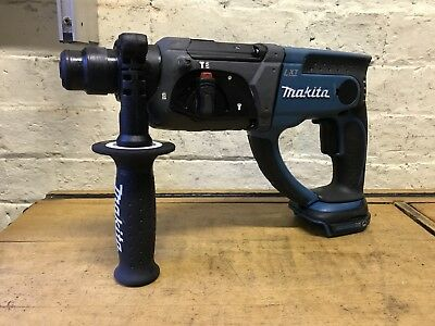 Makita 18v Dhr202 Sds Hammer Drill Bare Unit Only