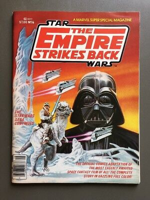 Star Wars: The Empire Strikes Back Marvel Special Edition