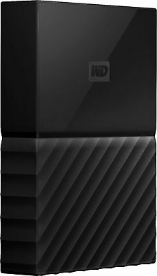 WD - My Passport for Mac 2TB External USB 3.0 Portable Hard Drive with Hardwa...