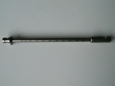Surgical/Medical. Mitek 213710.Rigid Femoral Rod.9mm. Free UK P&P.