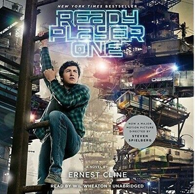 Ready Player One by Ernest Cline (audio book)
