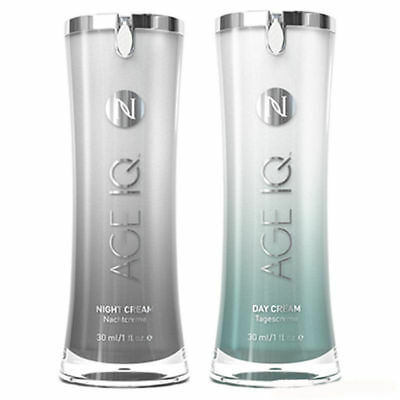 Nerium AGE IQ NEW Formula Day and/or Night Cream 30ml FACTORY SEALED