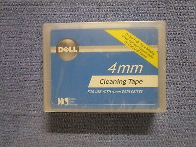 Dell DDS DAT 4MM Cleaning Tape/Cartridge 01X023
