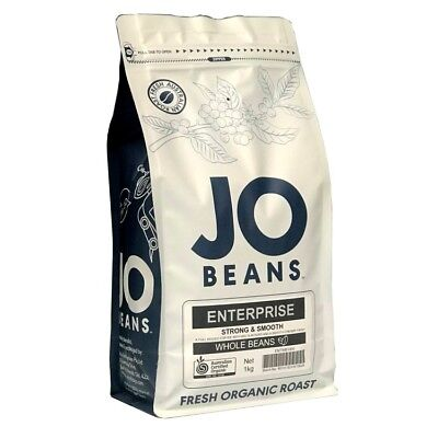 1Kg Coffee Beans Fresh Roasted - 100% ORGANIC - Roasted Daily - Delivered Free