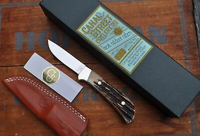 Canal Street Cutlery Prototype Hunting Knife