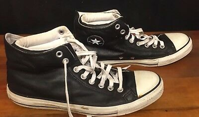 CONVERSE Chuck Taylor All Stars Leather High Top Sneakers