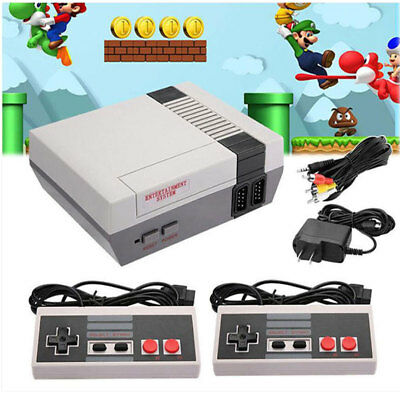 Unique Retro Classic TV Game Console Device Built-in 620 TV Video Games Kid Gift