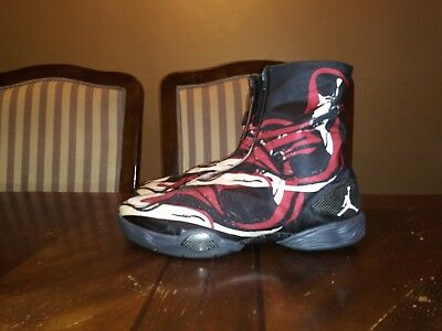 55c85112d760 AIR JORDAN XX8 28 Oak Hill Academy Black Red White Size 14 -  64.99 ...