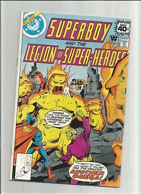 Superboy And The Legion Of Super-Heroes #251 {1979} Fvf Whitman Variant! Rare!