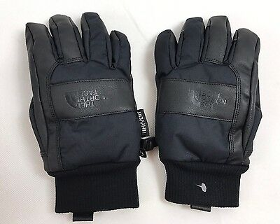 NEW!! THE NORTH FACE Youth Denali Etip Gloves Size MEDIUM Youth/Junior -  BLACK