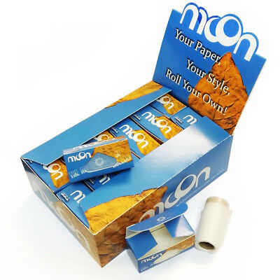 Moon Blue Rice Rolls Papers 24 Rolls Tobacco Rolling Papers Smoking