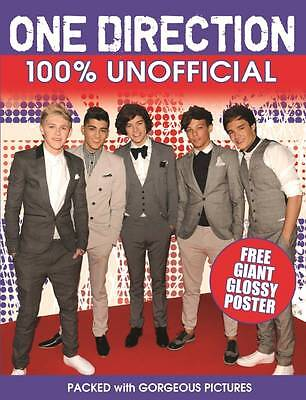 ONE DIRECTION: 100% Unofficial by Ellen Nowak : WH1-R1 : PBL234 : NEW BOOK