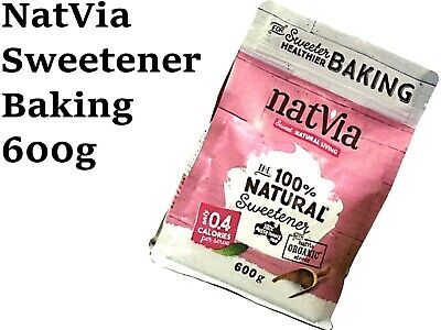 NatVia Sweetener Baking 600g