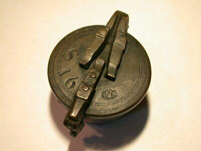 bg542,Bechergewicht,Gewicht,nested cup,weight,brass,Messing, scale, waage