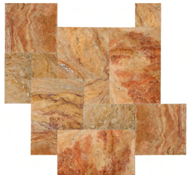 Naturstein Travertine Autumn