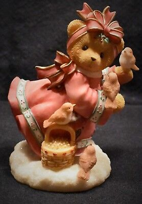 Cherished Teddies - Let Earth Proclaim it's Peace -- Emma -- 533904