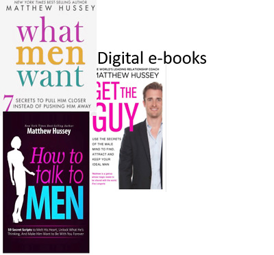 How to talk to men matthew hussey