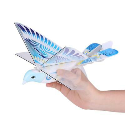 2.4GHz Remote Control Flying E-Bird Flapping RC Aircraft LED Light Children Gift