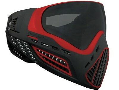Paintball Maske Virtue VIO Ascend Thermal - Red
