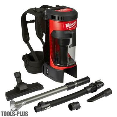 Milwaukee 0885-20 M18 FUEL 3-in-1 Backpack Vacuum (Tool Only) New