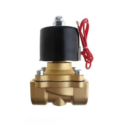 AC 110 / 220V Normally Closed Type Electric Solenoid Valve with 3/4'' Pipe