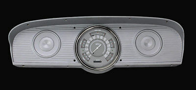 GRAY 1961 1962 1963 1964 1965 1966 Ford F-100 CLASSIC INSTRUMENTS GAUGES  FT61G