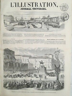 L'illustration journal universel 3 agosto 1861
