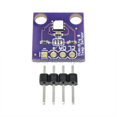 Si7021 with I2C Interface M58 Industrial High Precision Humidity Sensor