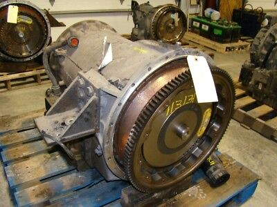 ALLISON 6 SPEED AUTOMATIC TRANSMISSION 2007 Ford F750 F650 S