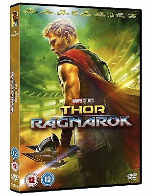 Thor Ragnarok DVD Brand New Sealed Fast & Quick Postage