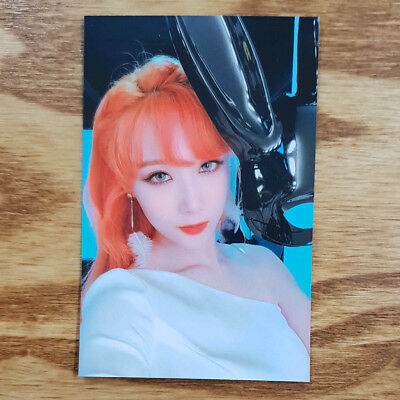 Handong Official Photocard Dream Catcher 3rd Mini Album Alone In the City Kpop