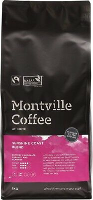 Montville Coffee Coffee For Plunger 1kg