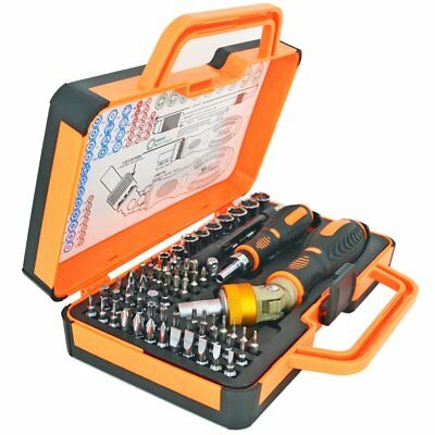 64 in 1 Magnetic Ratchet Precision Screwdriver Set for Iphone Hardware & Others