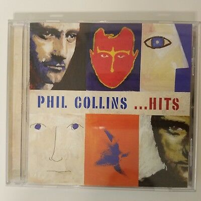 ...Hits by Phil Collins (CD, Oct-1998, Atlantic (Label))