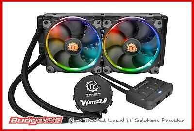 Thermaltake Water 3.0 Riing RGB 240 Liquid CPU Coole