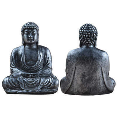 Buddha Statue Resin Meditating Garden Outdoor Indoor Statue Ornament Thai