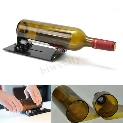 Glass Bottle Cutter Beer Wine Bottles Jar Cutting Machine Recycle DIY Tool Set