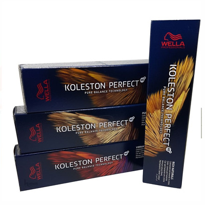 Wella Koleston Perfect Permanent Professional Hair Color/Dye - Rich Naturals