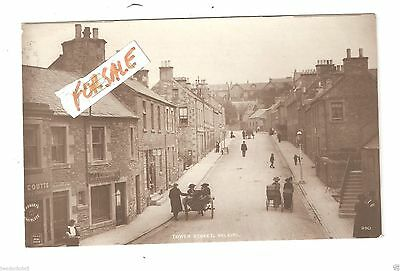RP Tower Street Selkirk Selkirkshire SCOTLAND by A R Edwards Tower Stret Selkirk