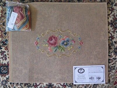 A410/1 BONUS SURPRISE 2 kits for 1 (my choice) tramme trammed tapestry + wool