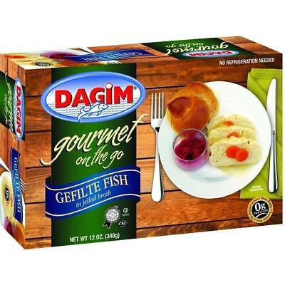 Dagim On The Go Gourmet Gefilte Fish 340G